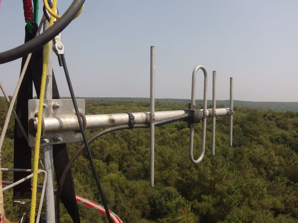 UHF 4élts télécommande